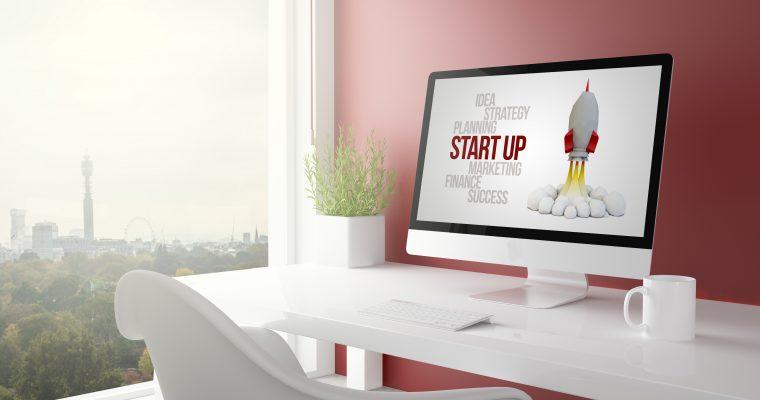 パソコン起業準備